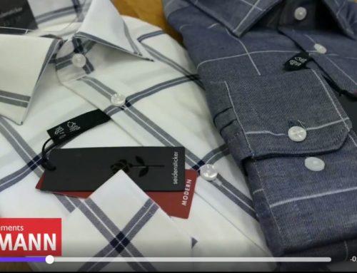 La chemises «easycare» sans repassage, c'est chez Fellmann, vous serez nombreux à apprécier ! 👔😍👍