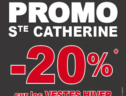 Promo Sainte Catherine !!!