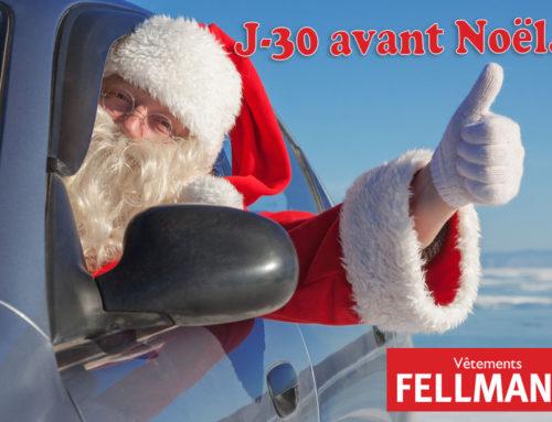 🎅 J-30 avant Noël 😱 N'attendez pas la dernière minute ! 🏃♀️🎁